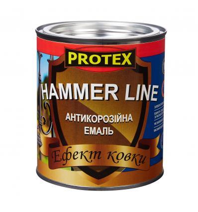 Емаль з ефектом ковки HAMMER LINE ТМ PROTEX